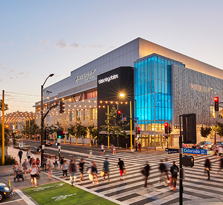 Image of Santa Monica Place's exterior