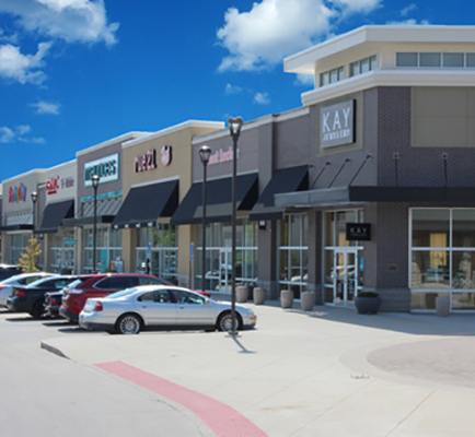 Image of Southridge Mall's exterior