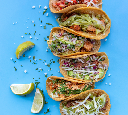 Image of Tacos from Tocaya Organica