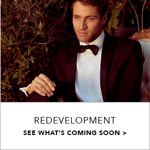 Redevelopment. See what's coming soon.