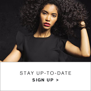 Stay Up-To-Date. Sign Up.