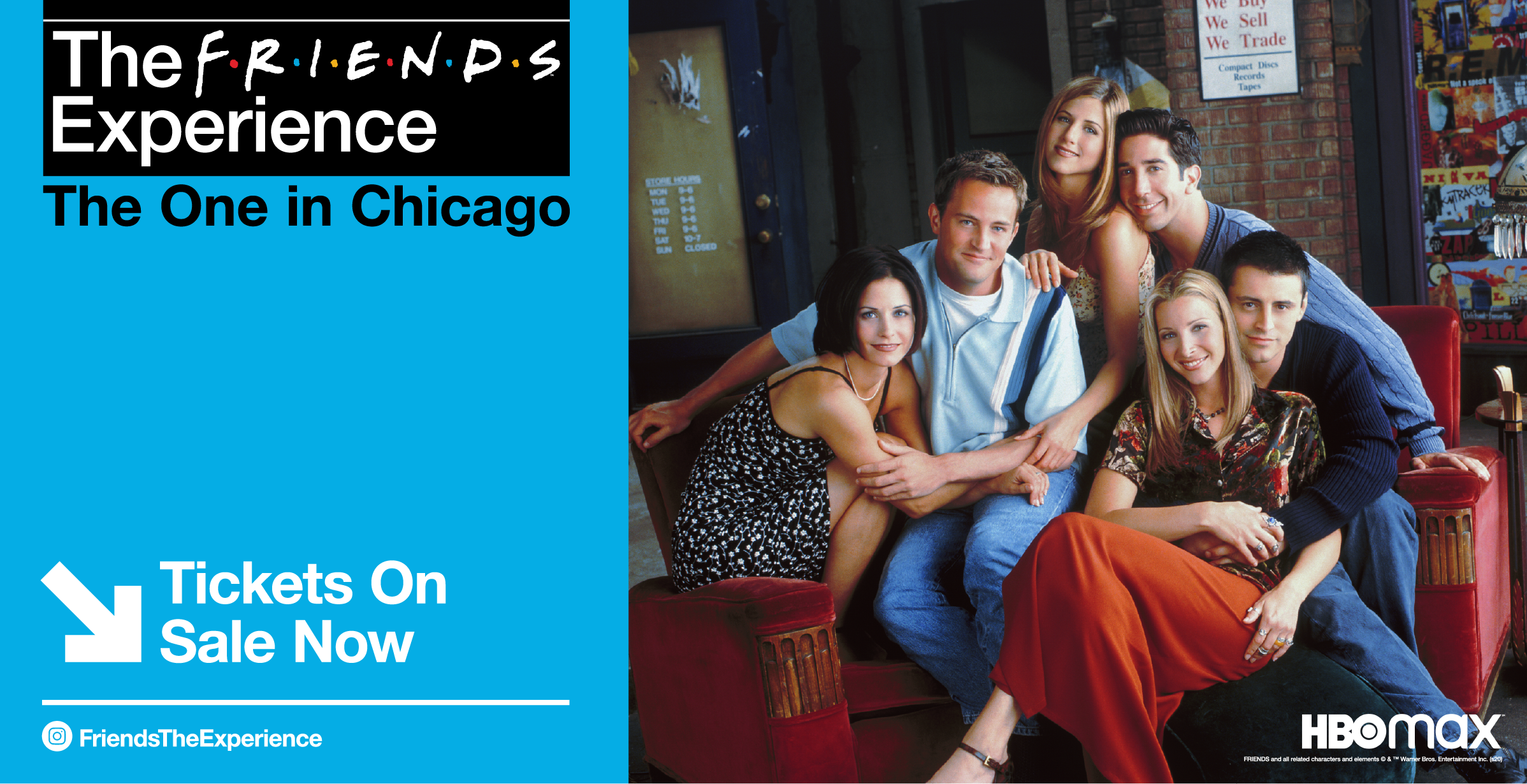 The F.R.I.E.N.D.S Experience