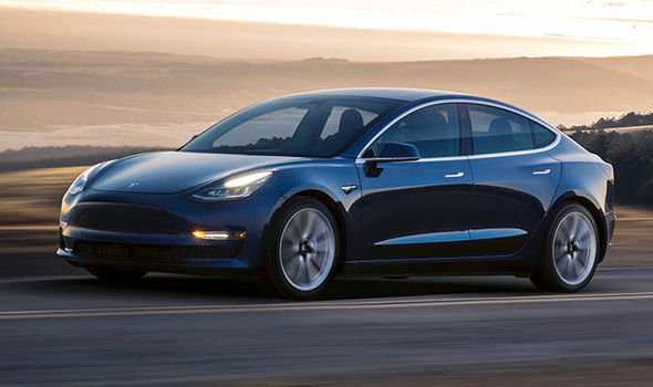Image of Tesla Model 3