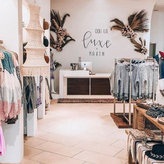Image of Ooh La Luxe store