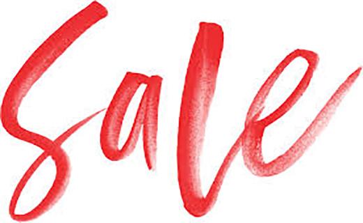 Sophisticated Bridal & Formal 50% off sale.