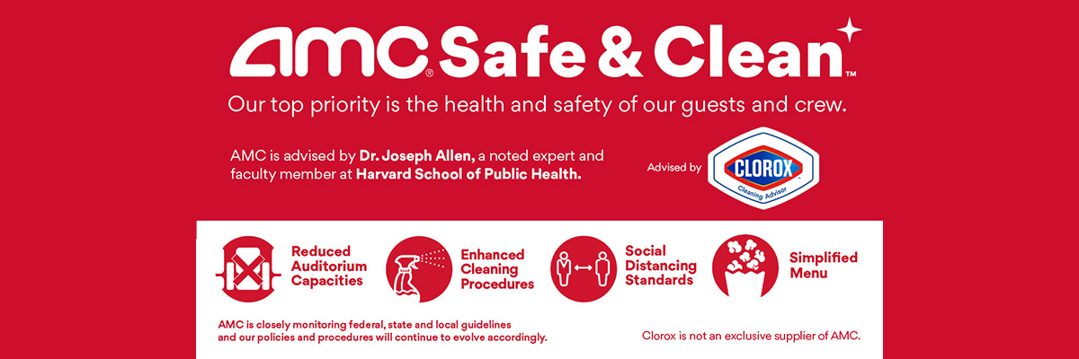AMC Safe & Clean
