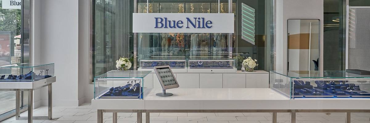 A look inside Blue Nile's store at Scottsdale Fashion Square