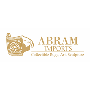 Abram Imports collectible rugs, art, sculpture