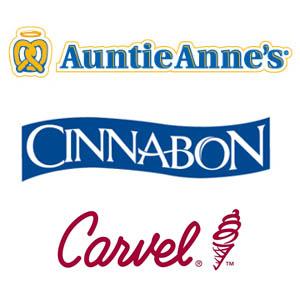 Cinnabon / Auntie Anne's / Carvel Logo