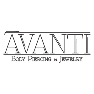 Avanti Body Jewelry Logo