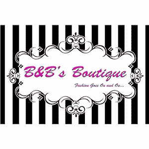 B & B's Boutique Logo