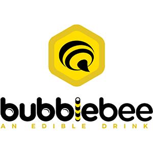 Bubble Bee. An Edible Drink