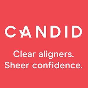 Candid - Clear aligners. Sheer confidence.