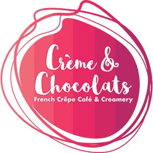 Creme & Chocolats Logo