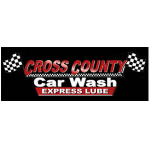 Cross County Car Wash Logo