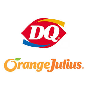Dairy Queen / Orange Julius Logo