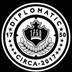 Diplomatic 1750 Circa 2017