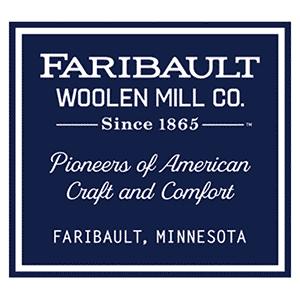 Faribault Woolen Mill Co. Since 1865. Pioneers of American Craft and Comfort. Faribault, Minnesota