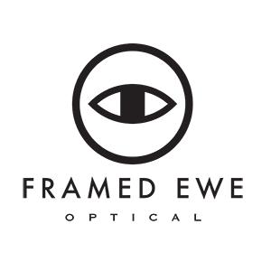 Framed Ewe