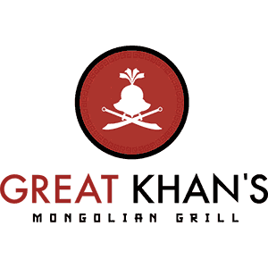 Great Khan's Mongolian B.B.Q. Logo