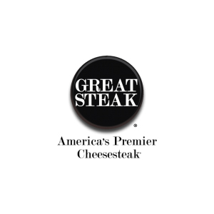 GREAT STEAK AMERICA'S PREMIER CHEESESTEAK Logo