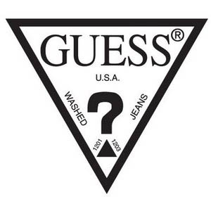 GUESS U.S.A. Washed Jeans