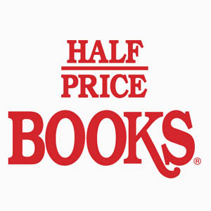 Half Price Books, Records, Magazines Logo