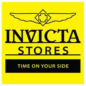 Invicta Stores Time on Your Side