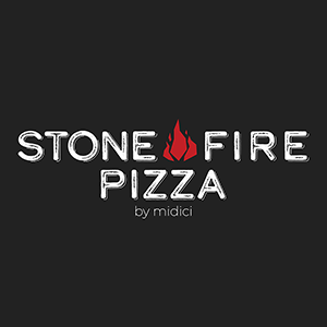 Stone Fire Pizza by Midici Logo