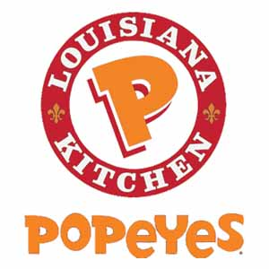 Popeye's Louisiana Kitchen Logo