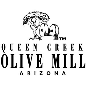 Oils & Olives By Queen Creek Olive Mill Logo