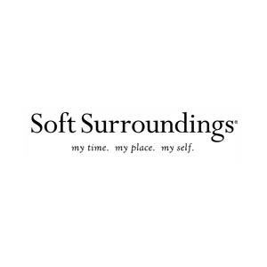 Soft Surroundings - my time. my place. my self.