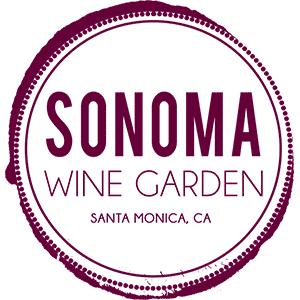 Sonoma Wine Garden. Santa Monica, CA