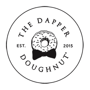 The Dapper Doughnut Logo