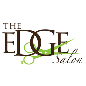 The Edge Salon Logo