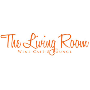 The Living Room, Wine Cafe and Lounge Logo