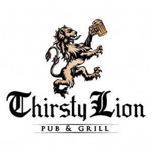 Thirsty Lion pub & grill Logo