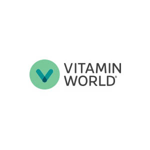 VITAMIN WORLD Logo