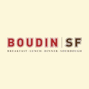 Boudin San Francisco Logo