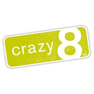 crazy 8 Logo