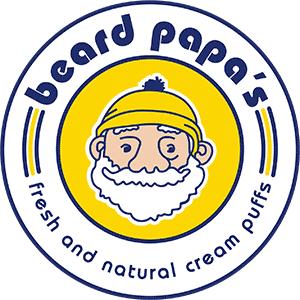 Beard Papa's fresh and natural cream puffs