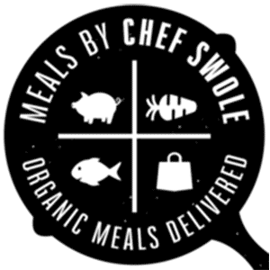 Meals by Chef Swole. Organic Meals Delivered.