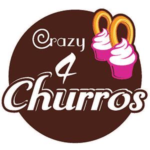 Crazy 4 Churros Logo