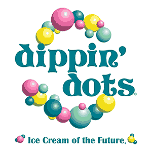 dippin' dots Ice Cream of the Future.