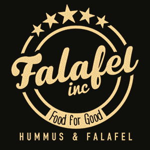 Falafel Inc. Food for Good. Hummus & Falafel