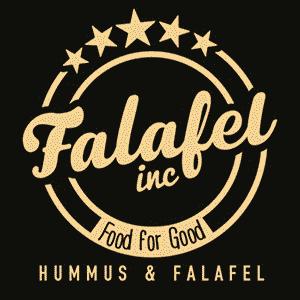 Falafel Inc. Food for Good. Hummus & Falafel