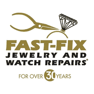 Fast-Fix Jewelry and Watch Repair Logo