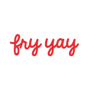 Fry Yay Logo