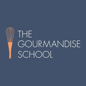 Gourmandise School Of Sweets and Savories Logo