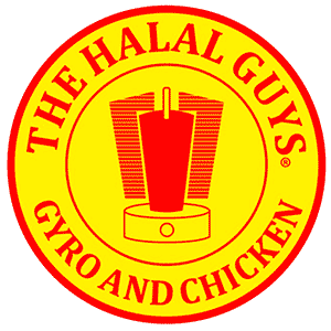 The Halal Guys Gyro and Chicken